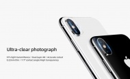 Dán cường lực camera Nillkin iPhone X / Xs / Xs Max (combo 2 miếng)